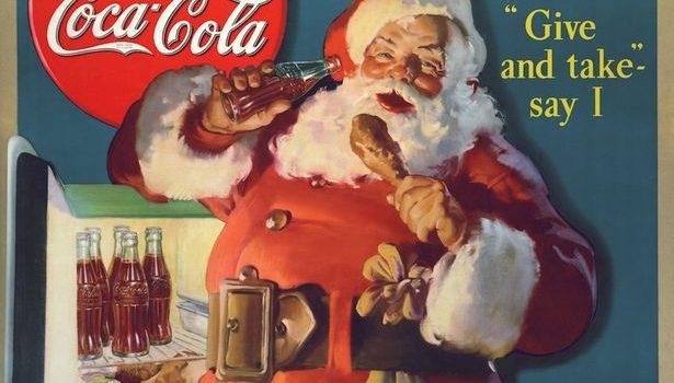 Cum a creat Coca-Cola un simbol pentru Crăciun?